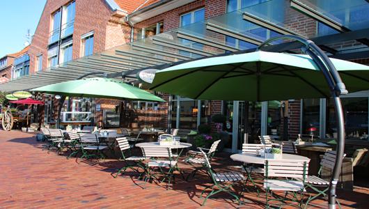 Markthalle mit Restaurant Dorfgespräch in Bienenbüttel